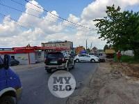 В Туле сбили мотоциклиста, Фото: 2