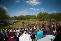 В Центральном парке воссоздали боевой подвиг советских солдат, Фото: 60