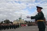 По праздничной Туле прошли духовые оркестры, Фото: 15