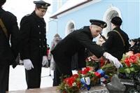 Никита Руднев-Варяжский, внук легендарного командира «Варяга» с визитом в Тульскую область, Фото: 28