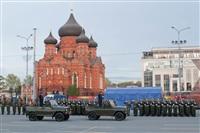 Вторая генеральная репетиция парада Победы. 7.05.2014, Фото: 64