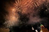 3D Mapping Show и фейерверк на площади Ленина. День города-2015, Фото: 1