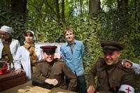 В Центральном парке воссоздали боевой подвиг советских солдат, Фото: 41