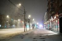 В Туле ночью бушевал буран, Фото: 81