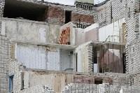 Алексей Дюмин проинспектировал работы по восстановлению дома в Ясногорске, Фото: 12
