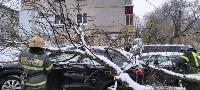 Последствия непогоды в Туле, Фото: 11