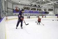 Легенды хоккея провели мастер-класс в Туле, Фото: 3