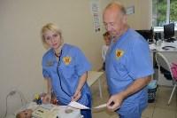 Московские врачи провели прием жителей в Ефремове и Каменском районе, Фото: 5