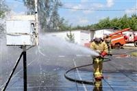 Соревнования добровольных пожарных, Фото: 4