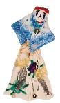 Чаровница под номером 7. «С праздником, любимый город! Веселись и пой, народ! Несмотря на зимний холод, Масленица к нам идёт. Праздник, пахнущий блинами Со сметанкой и медком. Празднуйте его с друзьями В Туле, городе родном!» (Тула), Фото: 10