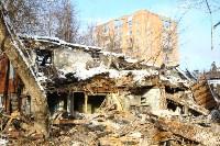 Снос дома на пересечении ул. Гоголевской и Свободы. 5.02.2015, Фото: 7