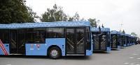 Правительство Москвы подарило Туле 20 автобусов., Фото: 3