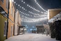 В Туле ночью бушевал буран, Фото: 71