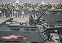 Репетиция Парада Победы в подмосковном Алабино, Фото: 145