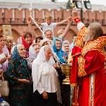 Вручение медали Груздеву митрополитом. 28.07.2015, Фото: 21