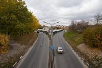 Орловский путепровод в Туле. Октябрь 2019, Фото: 6