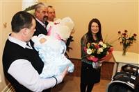 Тульской семье, в которой родилась тройня, правительство подарило 4 млн. рублей, Фото: 10
