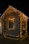 В Ясной Поляне появилась новогодняя иллюминация, Фото: 2