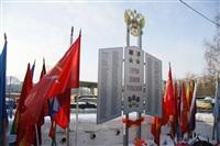 Торжественное открытие памятного знака «Герои земли Тульской», Фото: 1