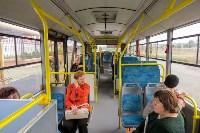 Московские автобусы вышли на маршрут, Фото: 3