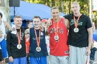 В Центральном парке Тулы определили лучших баскетболистов, Фото: 129