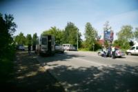 Авария на повороте на Косую Гору: микроавтобус и грузовик, Фото: 9