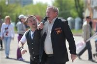 В Туле ветеранов развлекали рок-исполнители, Фото: 48