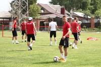 Тренировка «Арсенала» на стадионе «Желдормаш», Фото: 7