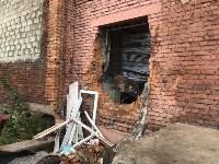 В Туле самосвал проломил стену супермаркета, Фото: 8