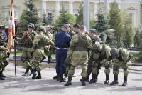Генеральная репетиция парада Победы в Туле, Фото: 27