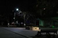 У памятника Петру Первому и скульптуры «Исторический центр города Тулы» появилась подсветка, Фото: 3
