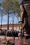 Открытие памятника чекистам в Кремлевском сквере. 7 мая 2015 года, Фото: 30