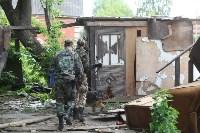 Снос цыганских домов на Косой Горе, Фото: 30