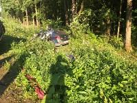 Жуткая авария в Заокском районе, Фото: 14