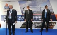 Ввод в эксплуатацию нового энергоблока Черепетской ГРЭС, Фото: 1