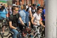 В семейном велопараде приняли участие сотни туляков , Фото: 31