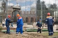 Снос электроподстанции в тульском кремле, Фото: 6