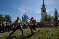 В Тульской области прошел фестиваль крапивы, Фото: 212