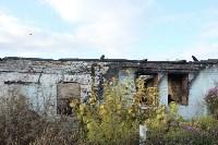Погорельцы из деревни Пушкарская Слобода, Фото: 4