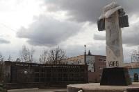 В Туле благоустраивают  сквер у памятника ликвидаторам аварии на ЧАЭС, Фото: 4