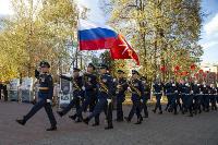 В Туле открыли памятник экипажу танка Т-34, Фото: 31