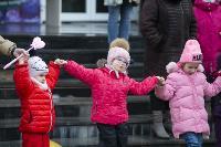 Широкая Масленица с Тульским цирком: проводы зимы прошли с аншлагом, Фото: 37