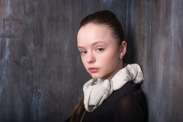 Алина Терехова, 13 лет. Фото Александра Сережкина.