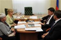 Жители области пожаловались Владимиру Груздеву на плохие дороги и проблемы ЖКХ, Фото: 20