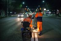 Нанесение дорожной разметки в Туле, Фото: 32