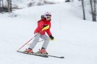 Третий этап первенства Тульской области по горнолыжному спорту., Фото: 12