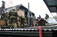 Пожар в доме по ул. Рабочий проезд. 27 сентября, Фото: 7