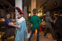 Хэллоуин в ресторане Public , Фото: 46
