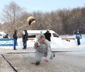 III ежегодный турнир по пляжному волейболу на снегу., Фото: 63