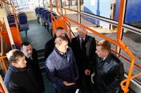 В Туле запустили пять новых трамваев, Фото: 14